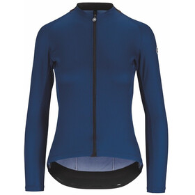 ASSOS UMA GT Maglietta Jersey estiva a maniche lunghe Donna, blu
